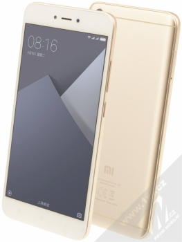 XIAOMI REDMI NOTE 5A 2GB/16GB Global Version CZ LTE zlatá (gold)