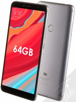 Xiaomi Redmi S2 4GB/64GB Global Version CZ LTE + MINI SELFIE TYČKA Setty Mini Selfie Stick v ceně 349Kč ZDARMA tmavě šedá (dark grey)