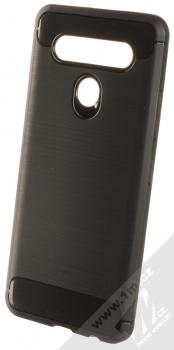 1Mcz Carbon TPU ochranný kryt pro LG K41s, LG K51s černá (black)
