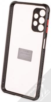 1Mcz Defender Hybrid odolný ochranný kryt pro Samsung Galaxy A32 5G černá (black) zepředu