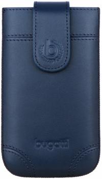 Bugatti SlimCase Dublin XL kožené pouzdro pro mobilní telefon, mobil, smartphone