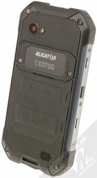 ALIGATOR RX550 EXTREMO černá (black) šikmo zezadu