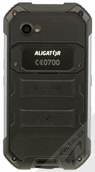 ALIGATOR RX550 EXTREMO černá (black) zezadu