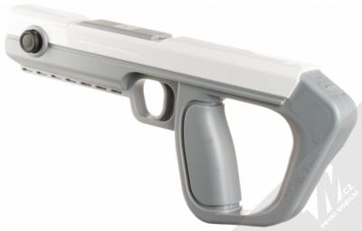 AVO+ AR Game Gun Bluetooth herní ovladač bílá šedá (white grey)