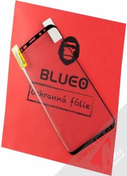 Blueo 5D Mr. Monkey Flexible Anti-Explode Film ochranná fólie na kompletní zahnutý displej pro Samsung Galaxy S9 Plus černá (black)