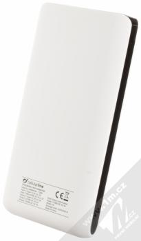 CellularLine PowerUp záložní zdroj 20000mAh bílá černá (white black) zezadu