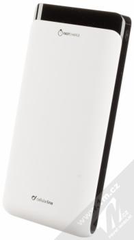 CellularLine PowerUp záložní zdroj 20000mAh bílá černá (white black)