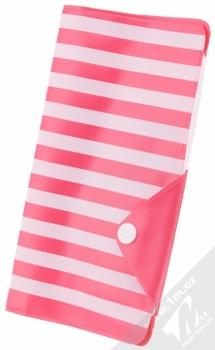 Celly Splash Wallet voděodolné pouzdro pro mobilní telefon, mobil, smartphone do 5,7
