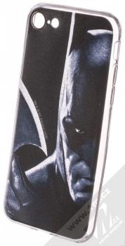 DC Comics Batman 020 TPU ochranný silikonový kryt s motivem pro Apple iPhone 7, iPhone 8 tmavě modrá (dark blue)