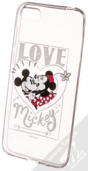 Disney Mickey & Minnie 002 TPU ochranný silikonový kryt s motivem pro Huawei Y5 (2018), Honor 7S průhledná (transparent)