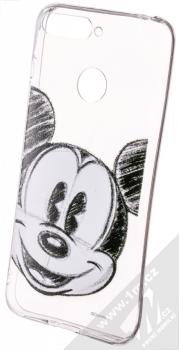 Disney Mickey Mouse 004 TPU ochranný silikonový kryt s motivem pro Huawei Y6 Prime (2018), Honor 7A průhledná (transparent)