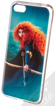 Disney Rebelka 001 TPU ochranný silikonový kryt s motivem pro Huawei Y5 (2018), Honor 7S tyrkysová (turquoise)