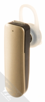 Forcell A1 Bluetooth headset zlatá (gold)