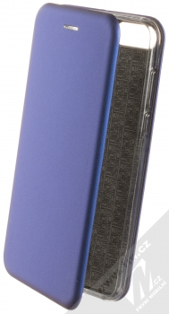 Forcell Elegance Book flipové pouzdro pro Huawei Y7 Prime (2018), Honor 7C tmavě modrá (dark blue)