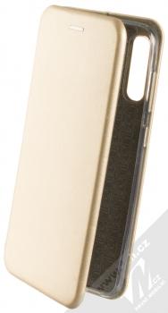 Forcell Elegance Book flipové pouzdro pro Samsung Galaxy A50, Galaxy A30s zlatá (gold)