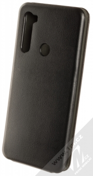 Forcell Elegance Flexi flipové pouzdro pro Xiaomi Redmi Note 8T černá (black) zezadu
