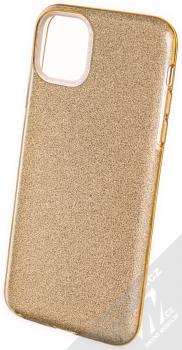 Forcell Shining třpytivý ochranný kryt pro Apple iPhone 11 Pro Max zlatá (gold)