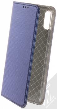 Forcell Smart Book flipové pouzdro pro Xiaomi Redmi Note 7 tmavě modrá (dark blue)