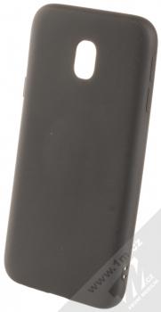 Forcell Soft Magnet Case TPU ochranný kryt podporující magnetické držáky pro Samsung Galaxy J3 (2017) černá (black)