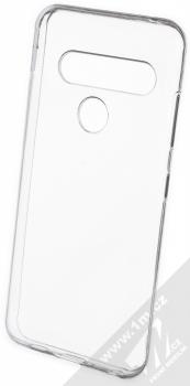 Forcell Ultra-thin ultratenký gelový kryt pro LG G8s ThinQ průhledná (transparent)