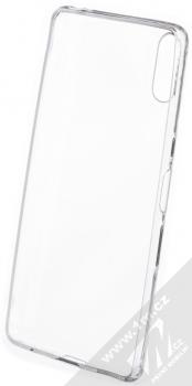 Forcell Ultra-thin ultratenký gelový kryt pro Sony Xperia L3 průhledná (transparent) zepředu