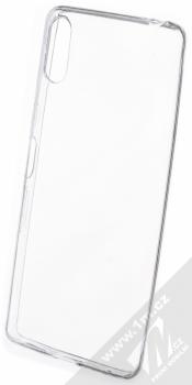 Forcell Ultra-thin ultratenký gelový kryt pro Sony Xperia L3 průhledná (transparent)