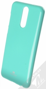 Goospery Jelly Case TPU ochranný silikonový kryt pro Huawei Mate 10 Lite mátově zelená (mint green)