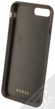 Guess Layer Glitter Peony ochranný kryt pro Apple iPhone 7 Plus, iPhone 8 Plus (GUHCI8LTGGPLP) světle růžová (light pink) zepředu