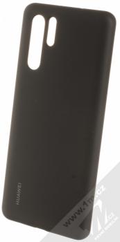 Huawei Silicone Case originální ochranný kryt pro Huawei P30 Pro černá (black)