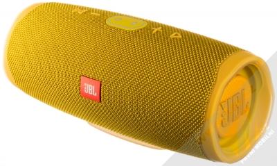JBL CHARGE 4 voděodolný výkonný Bluetooth reproduktor a záložní zdroj žlutá (yellow)