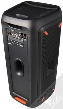 JBL PARTYBOX 300 výkonný Bluetooth reproduktor se světelnými efekty černá (black) zezadu