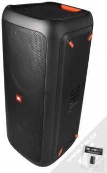 JBL PARTYBOX 300 výkonný Bluetooth reproduktor se světelnými efekty černá (black)