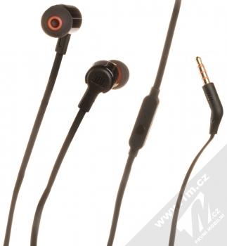 JBL TUNE 210 headset stereo sluchátka černá (black)