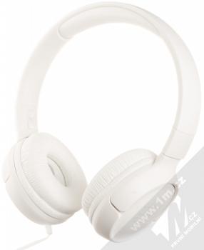 JBL TUNE 500 stereo sluchátka bílá (white)