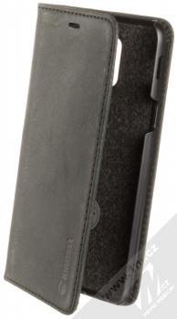 Krusell Sunne FolioWallet flipové pouzdro pro Samsung Galaxy A6 (2018) černá (vintage black)