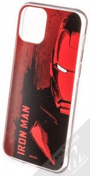 Marvel Iron Man 004 TPU ochranný kryt pro Apple iPhone 11 Pro červená (red)