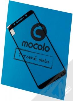 Mocolo Premium 5D Tempered Glass ochranné tvrzené sklo na kompletní displej pro Asus ZenFone Max Pro (ZB602KL/M1) černá (black)