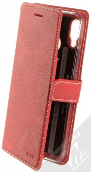Molan Cano Issue Diary flipové pouzdro pro Huawei Nova 3 červená (red)