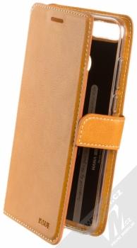 Molan Cano Issue Diary flipové pouzdro pro Huawei Y6 Prime (2018), Honor 7A hnědá (brown)