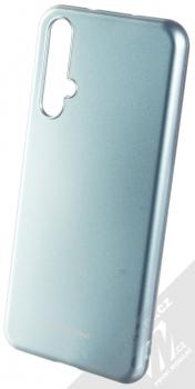Molan Cano Jelly Case TPU ochranný kryt pro Honor 20, Huawei nova 5T blankytně modrá (sky blue)