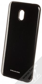 Molan Cano Jelly Case TPU ochranný kryt pro Xiaomi Redmi 8A černá (black)