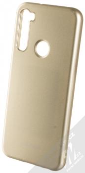 Molan Cano Jelly Case TPU ochranný kryt pro Xiaomi Redmi Note 8T zlatá (gold)