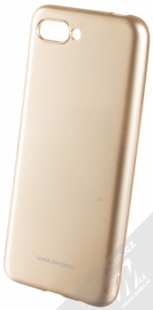 Molan Cano Jelly Case TPU ochranný kryt pro Honor 10 zlatá (gold)