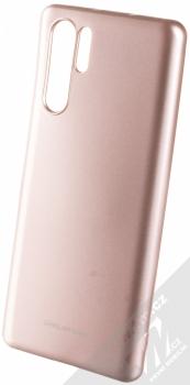 Molan Cano Jelly Case TPU ochranný kryt pro Huawei P30 Pro růžově zlatá (rose gold)
