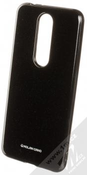 Molan Cano Jelly Case TPU ochranný kryt pro Nokia 5.1 Plus černá (black)