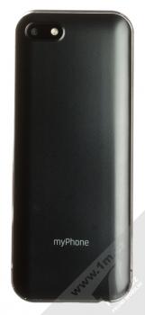 MyPhone Maestro černá (black) zezadu