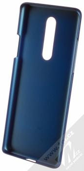Nillkin Super Frosted Shield ochranný kryt pro OnePlus 8 modrá (peacock blue) zepředu