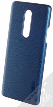 Nillkin Super Frosted Shield ochranný kryt pro OnePlus 8 modrá (peacock blue)