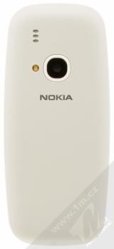 NOKIA 3310 DUAL SIM (2017) šedá (grey) zezadu