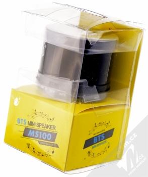 O+ MS100 Bluetooth reproduktor černá (black) krabička